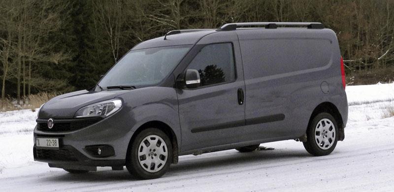 Fiat Dobló Cargo 2015 – S novou tváří   Automobil Revue