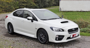 Nový sedan Subaru WRX STI (codename VA) se představil loni  pro modelový rok 2015