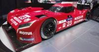 Evropanům se Nissan GT-R LM Nismo pro 24 h Le Mans 2015 představil  naautosalonu vŽenevě
