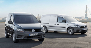 Nový Volkswagen Caddy a Caddy Maxi