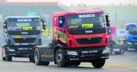 Silniční tahače TATA Prima rozhodně nezaostávají zakonkurencí, ato především vregionech obchodních zájmů největší indické automobilky TATA Motors.