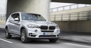 První sériový  Plug-In Hybrid  značky BMW je postaven nazákladě typu X5