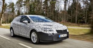 Nové automobily Opel AstraK jsme vyzkoušeli vokolí německého Hornbachu
