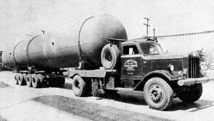 Tahač návěsů Dart řady G (1948)
