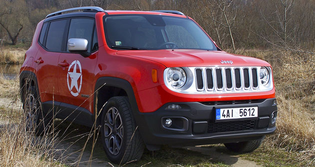 Jeep Renegade 2.0 MJT 4x4
