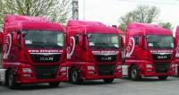 Všechny nové tahače MAN společnosti DT Logistik se honosí  přívlastkem EfficientLine 2. A podle toho také budou vypadat jejich provozní náklady!