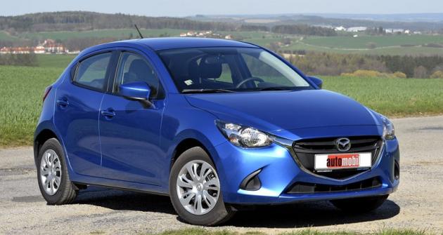 Mazda 2 nové generace sleduje směr snižování hmotnosti