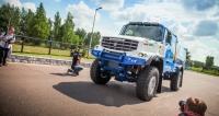 První oficiální novinářské fotografie vozu, který má povznést prestiž soutěže Dakar na opět vyšší úroveň.