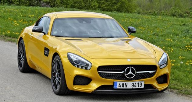 Mercedes-AMG GTS  je více než důstojným  nástupcem předchůdce,  jehož výrobu ukončila  SLS AMG GT Coupé Final Edition (2014)