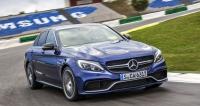 Jízdní představení novinky Mercedes-AMG C63S proběhlo vúnoru naokruhu Portimao, verze kombi byla uvedena natrh odva měsíce později