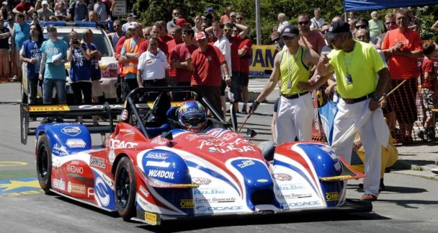 Simone Faggioli  (Norma M20 FC Zytek V8)  vyhrál veŠternberku  posedmé vnepřetržité řadě...