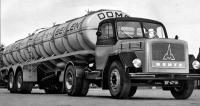 Tahač návěsů typu 150D 14S má unifikovaný vidlicový šestiválec F6L 714 acelkovou hmotnost 14/30 tun