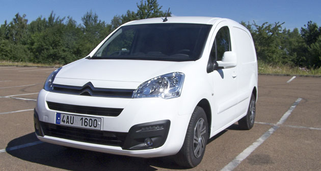 Nové Berlingo 1.6 BlueHD 100 L1 SX