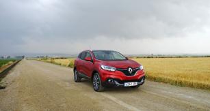 Novinářské představení Renaultu Kadjar se konalo vešpanělské Zaragoze...