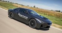 Černý vývojový prototyp BMW zroku 2012 může ukazovat tvary připravovaného vozu budoucnosti...
