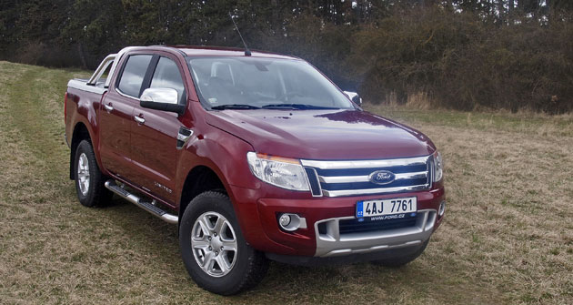 Ford Ranger Limited 2.2 TDCi/150 k