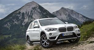 Aje to tady!  První BMW řadyX spředním pohonem vpodobě  druhé generace X1...