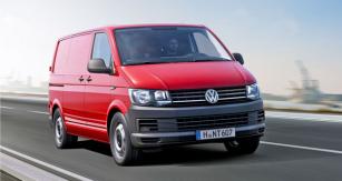 Volkswagen Transporter T6 je již na českém trhu