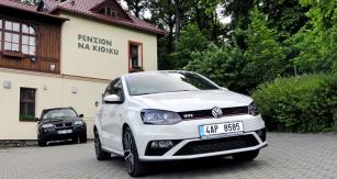 Volkswagen Polo GTI  potěší dynamikou při zachování dostatečného komfortu jízdy