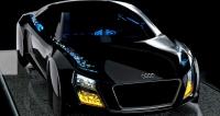 Všechny tři německé  prestižní značky Audi, BMW aMercedes-Benz  pilně pracují naúčinnějších zdrojích světla, které zároveň neoslňují protijedoucí řidiče