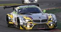 Konečně vítězství pro BMW, poprvé se sportovním Z4 GT3 (Team Marc VDS)