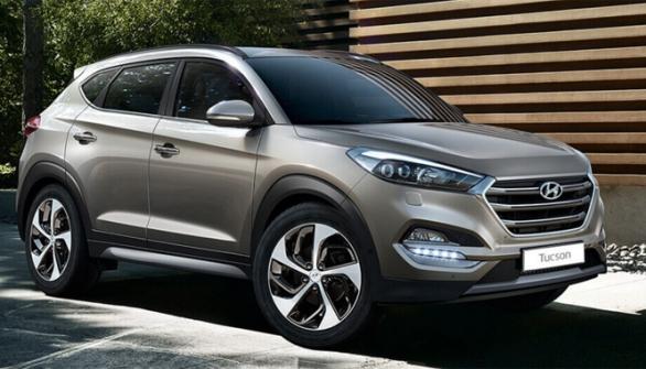 Hyundai Tucson – A teď tu vládnu já, jedinečný design, působivý komfort a pohodlí, sebevědomé jízdní vlastnosti.
