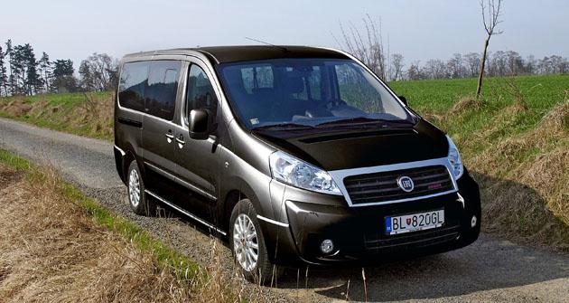 Fiat Scudo Combi