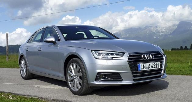 Nová generace Audi A4 představuje velký pokrok především pod karoserií...