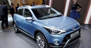 Hyundai i20 Active, malý crossover snovým tříválcem 1.0 T-GDI
