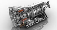 Osmistupňová hybridní převodovka ZF 8P70H (místo měniče je veskříni přídavný elektromotor)