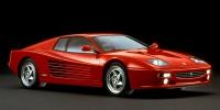 Ferrari 512M, poslední ze série dvanáctiválcových boxerů (do1996)