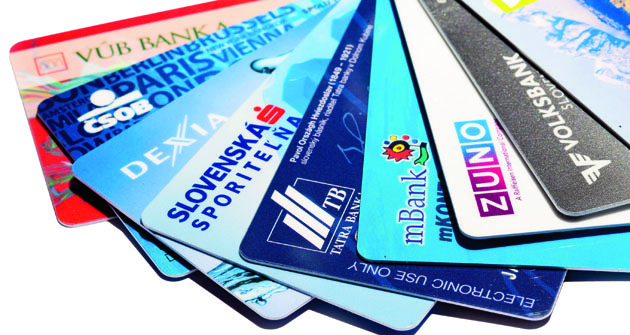 Bez platební  karty dnes  již ani ránu!