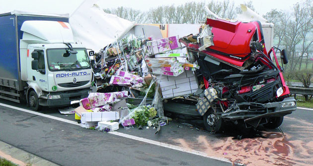 Nehoda je sama osobě těžká chvilka, ale někdy nám může pojištění přinést ještě těžší.