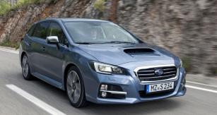 Subaru Levorg,  to je nové kompaktní kombi  japonské značky, samozřejmě spohonem všech kol