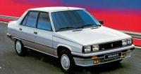 Renault 9 TXE ročníku 1986 se zážehovým motorem OHC 1721cm3
