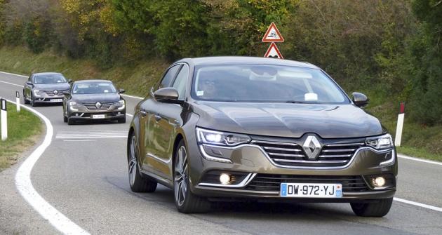 Poprvé jsme nové vozy Renault Talisman okusili nasilnicích italského Toskánska