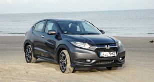 Honda HR-V  druhé generace se objevila nasklonku minulého roku také načeském trhu