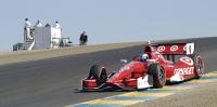 Scott Dixon startuje vGanassiho týmu  odroku 2002; zkušený Novozélanďan loni získal už čtvrtý mistrovský titul (dosud 38 vítězství)