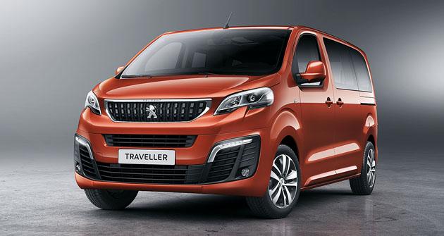 Peugeot Traveller nahradí osobní model Expert