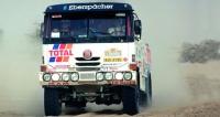 """Nejúspěšnějším soutěžním vozem značky Tatra byla jednoznačně """"Puma"""". Kpohonu jí sloužil kapalinou chlazený motor."""