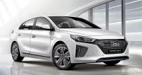 Hyundai Ioniq  nabízí jako první tři druhy elektrických pohonů (HEV, PHEV aBEV)