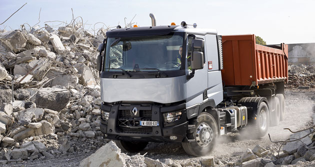 Renault C 4x2 Optitrack