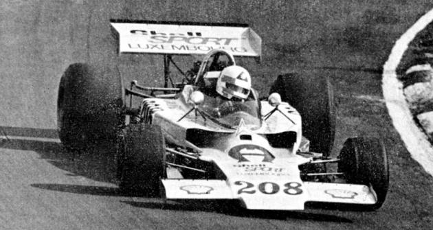 Lella Lombardi  (Lola T330 Chevy)  veformuli 5000 (1974)