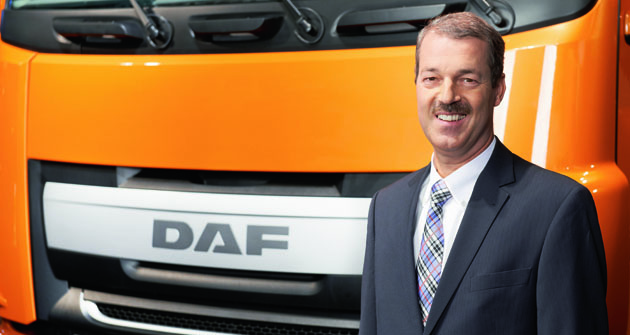Harrie Schippers  – prezident automobilky DAF Trucks N.V. Súčinností od1. 4. 2016 bude nově  zastávat funkci senior  viceprezidenta společnosti PACCAR nagenerálním ředitelství vamerickém Seatlu.