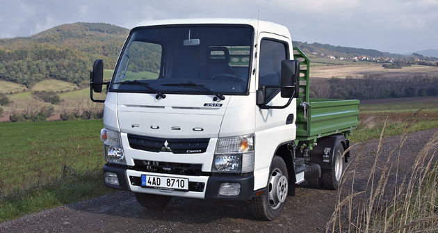 Fuso Canter 3S15