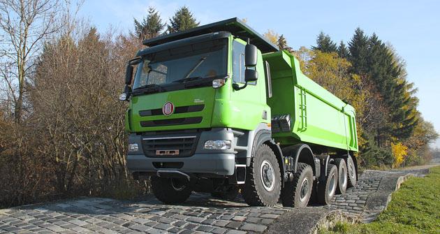 Tatra Phoenix Euro 5, 10x8