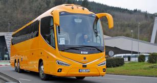 Scania Irizar i8 vyjíždí zbrány španělské karosárny