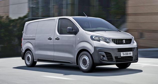Nový Peugeot Expert furgon