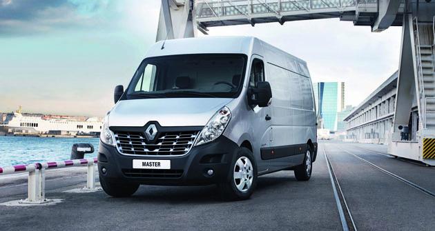 Renault Trucks představuje dodávkové vozidlo obchodní řady Master, které je pro splnění požadavků emisní normy Euro 6 vybaveno technologií SCR.