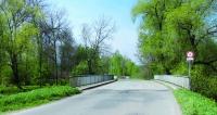 Most 31541-6 přes řeku Moravu.